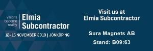 Elmia Subcontractor 2019